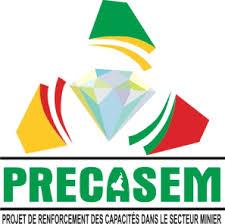 The official logo of PRECASEM